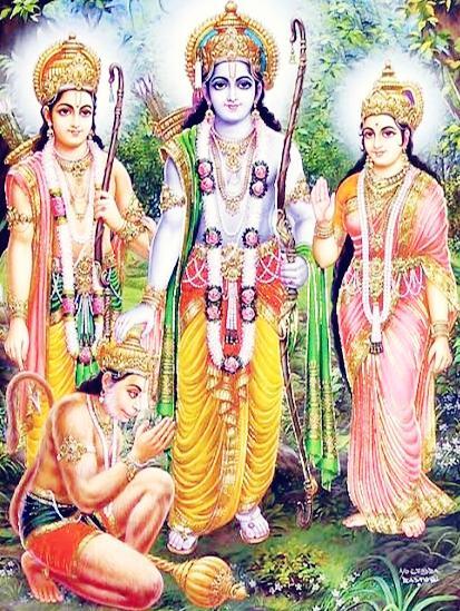 राम के आचार्य बने रावण, लंका विजय के लिए कराई पूजा